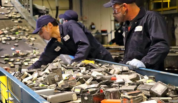daur ulang baterai lithium