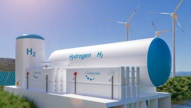 hidrogen energi listrik