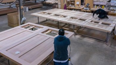 standar kualitas pintu kayu