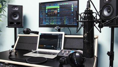 membuat studio recording