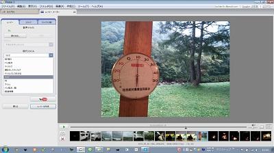 Picasa3の画面
