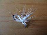 最初の1匹を釣った毛鉤のパターン