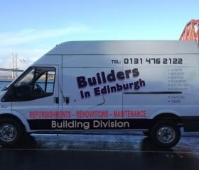 Building Services |Builders In Edinburgh