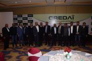 क्रेडाई पश्चिमी उत्तर प्रदेश ने की नई नेतृत्व टीम की घोषणा