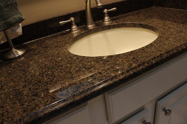 builders surplus yee haa-bathroom vanity countertops-granite