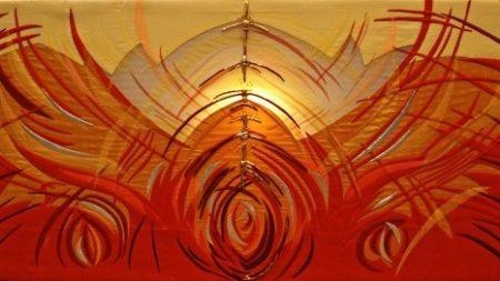 Pentecost Frontal