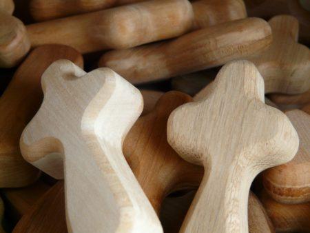 soft wood cross