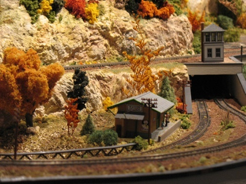 Model Railroad Showcase