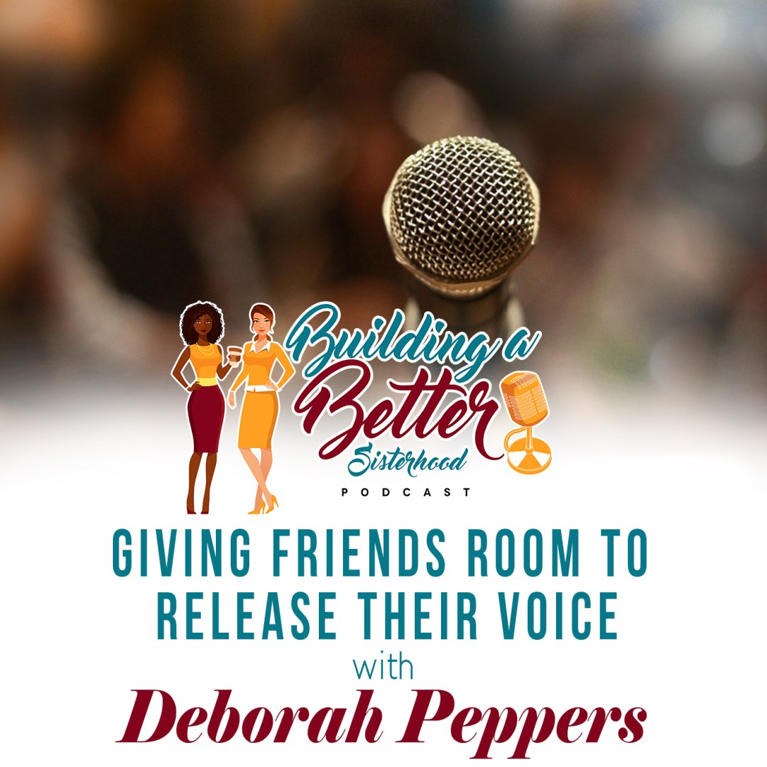 Giving Friends Room To Release Their Voice GreeneBarr Peppers