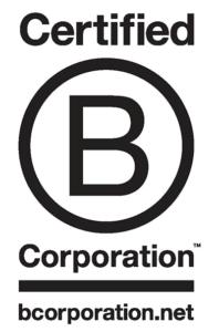 B Lab logo graphic