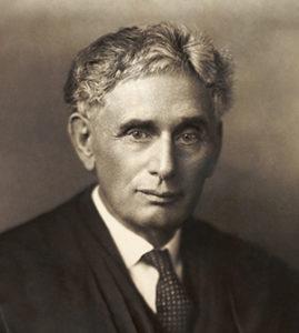 Supreme Court Justice Louis Brandeis