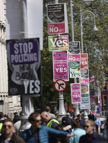 Irish Abortion Referendum