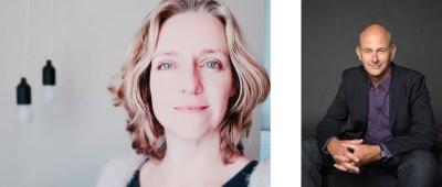 Anke Siegers and Gert Van Slump