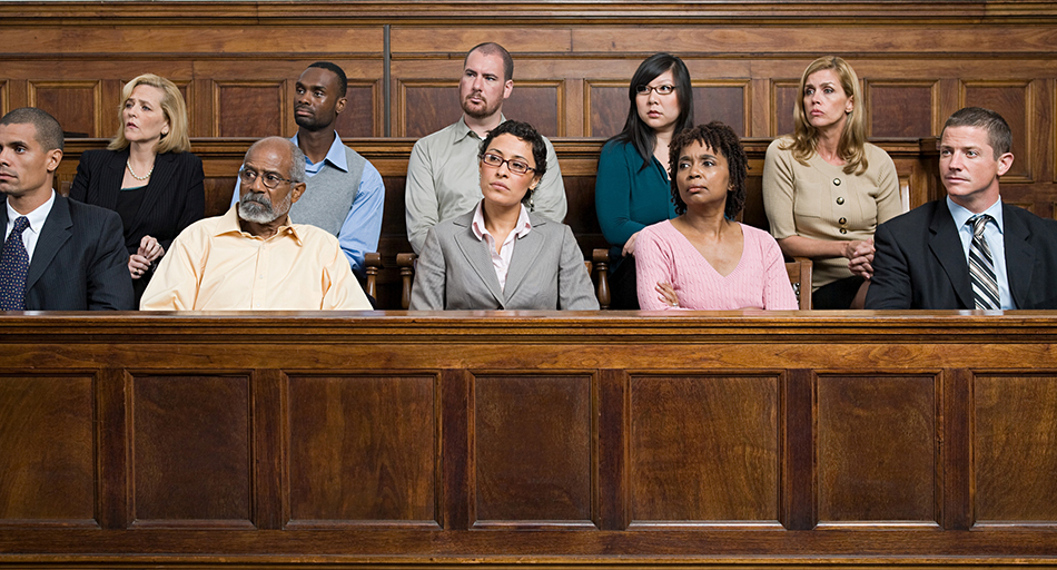 Citizens' assemblies: Jurors