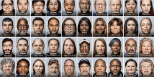 America In One Room: Fishkin's participants