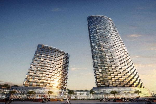 Burj Vista - Downtown Dubai - apartments
