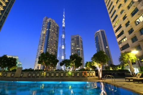 29 Boulevard Downtown Dubai Emaar Burj Khalifa District