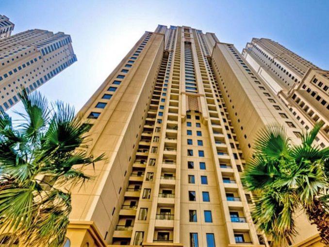 JBR Jumeirah Beach Residences Sadaf