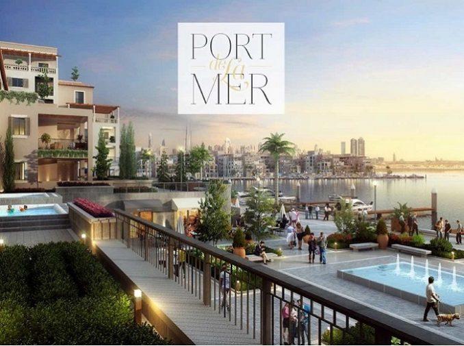 LA COTE - Port De La Mer freehold in Jumeirah