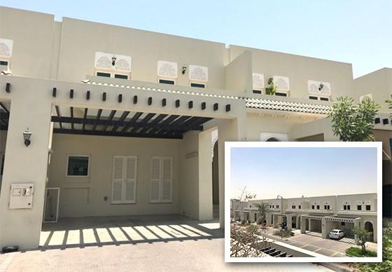 Furjan Ready Townhouse for Sale - Dubai