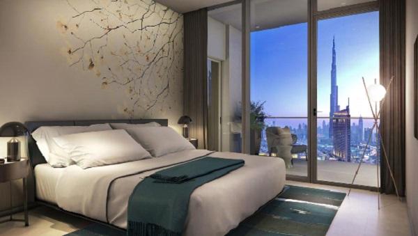 Downtown Views - Dubai - Apartment for Sale - Bedroom