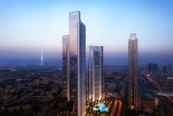 Downtown Views - Dubai - Apartment for Sale - Tower