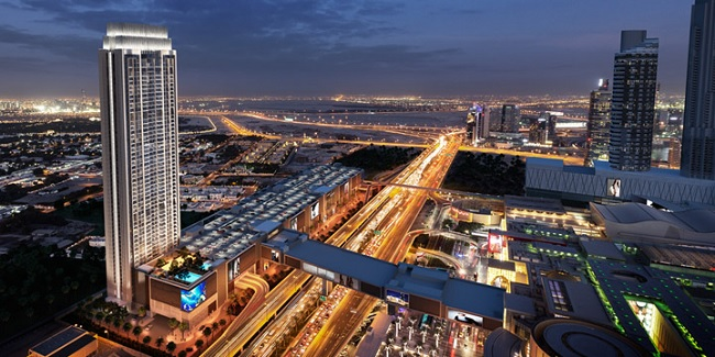 Dubai Downtown Views by Emaar - Connected to Dubai Mall