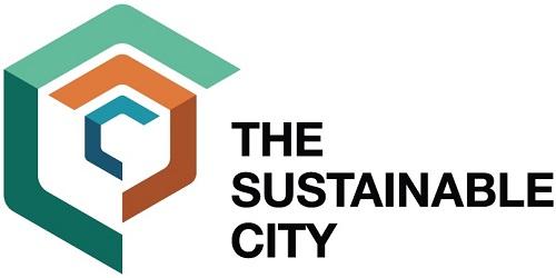 Dubai Sustainable City logo
