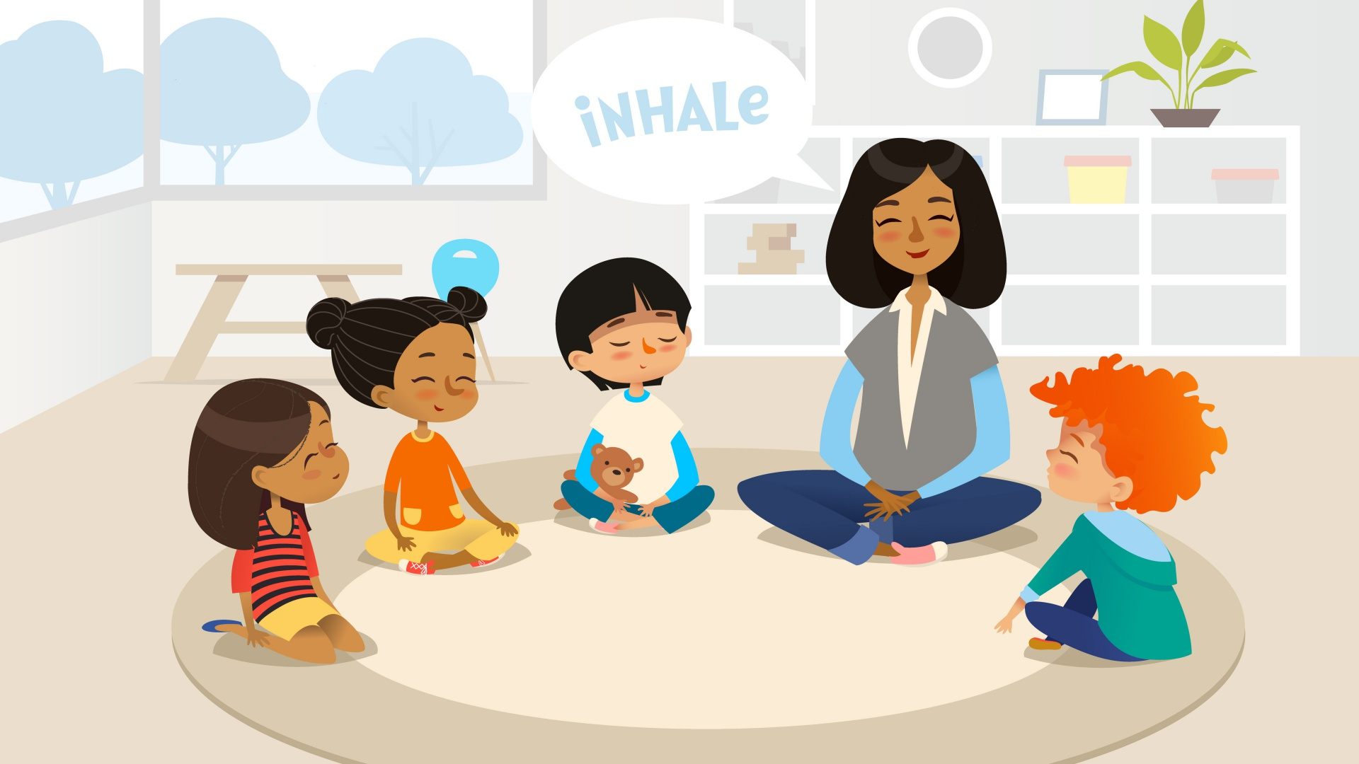 The Importance Of Teaching Our Children Mindfulness