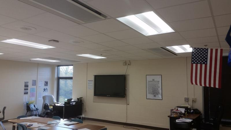 No More Condensation On Chilled Beams Buildinggreen