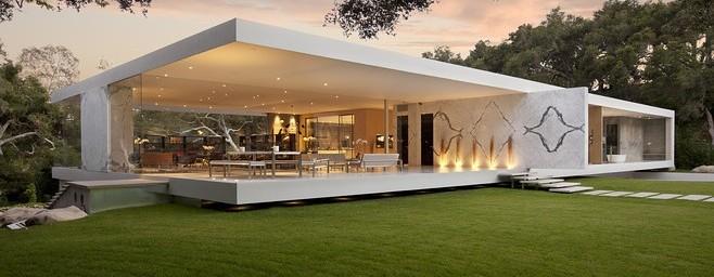 Elegant Contemporary House Styles Home Design Ideas