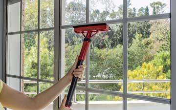 Window Washing Services in Orange County Commercial Janitorial Services