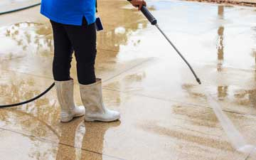 Pressure Washing Service Orange County