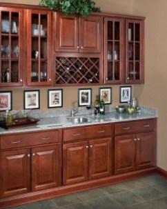 Wolf Classic Cabinets Kitchen Saginaw Crimson all wood in stock sale Lancaster Elizabethtown