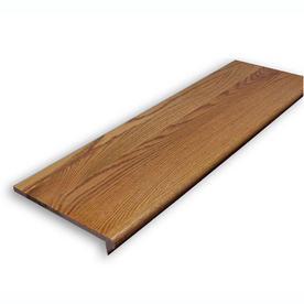 prefinished stair treads solid hardwood in-stock sale