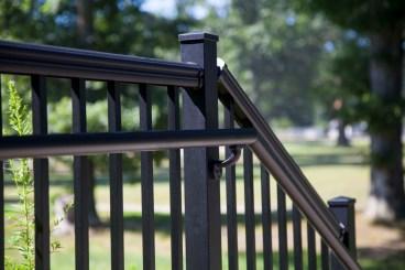 rdi avalon aluminum deck railing instock