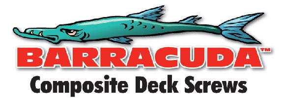 Grabber Barracuda Composite Deck Decking Screw Fastener In-Stock Discount Sale Lancaster PA
