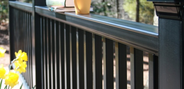 Railing Deck Lighting Building Material Supplies