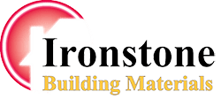Iron Stone Building Materials Logo
