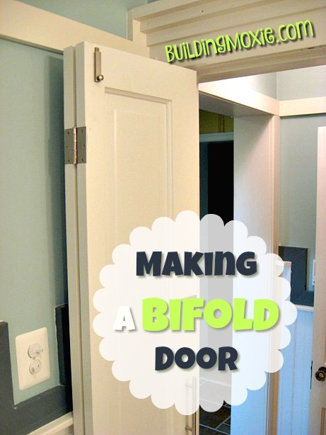 Making a Bi Fold Door