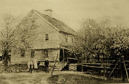 off the grid in the 1930s My own home back in the 1930s when the place was still a small farm