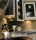 modern kitchen angle image via home sweet solutions