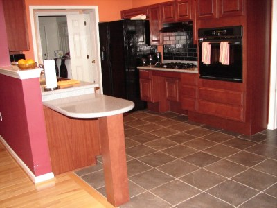 Accessible Kitchen with Lowered Height Workstation via EmpowerAbility
