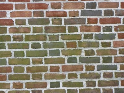 Brick in a Flemish Bond Patter Lewes, DE