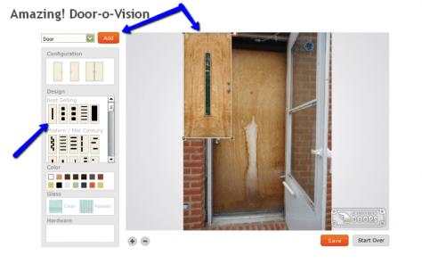 My Door Uploaded in Door O Vision