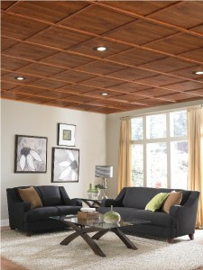 WoodTrac by Saunder Ceiling System