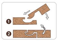 laminate click system (image via Justin Shimp) via https://www.floorstoyourhome.com/