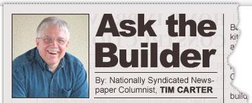 Ask the Builder Newspaper Top