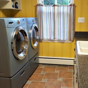 Front Load Washer Dryer