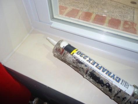 Dynaflex Drywalled Window Sill